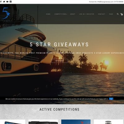 5 Star Giveaways